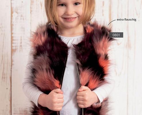 Weste für junge Fashionistas